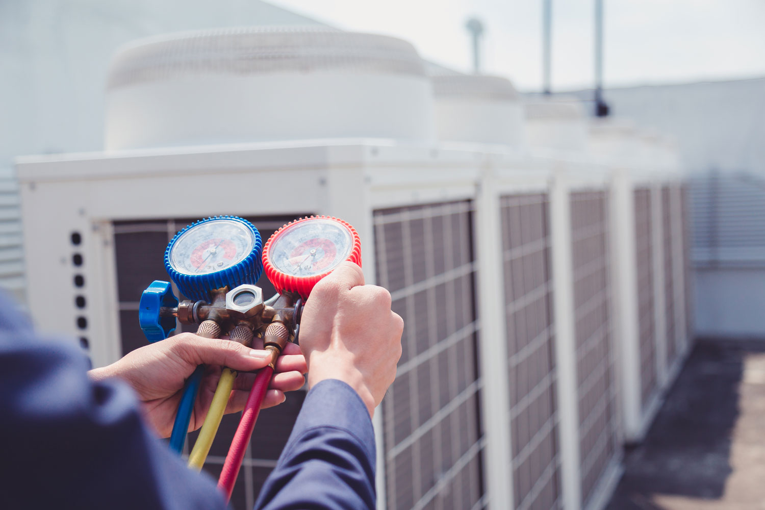 Image of Air Conditioning Maintenance